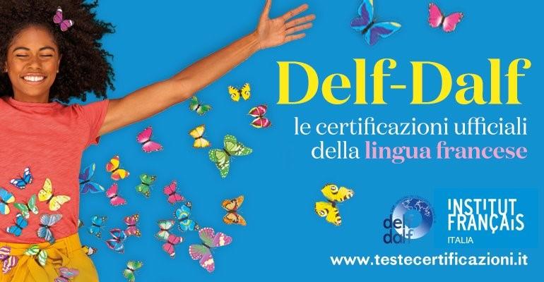Delf-Dalf Certificazione di lingua francese