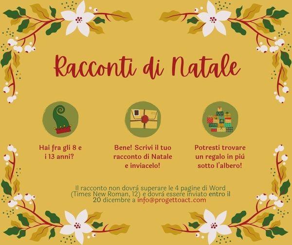 CONTEST DI RACCONTI DI NATALE